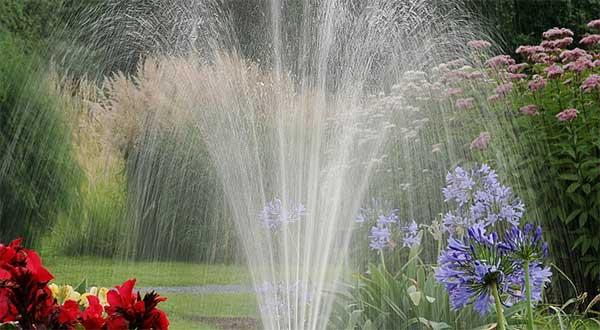 Bewässerungsanlagen & Beregnungsanlagen