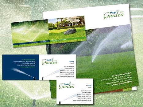 Kontakt Magic Garden 2000